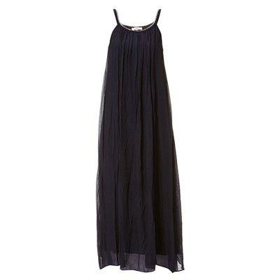 #Suncoo cola vestito maxi blu scuro Donna  ad Euro 95.00 in #Vestiti lunghi #Vestiti