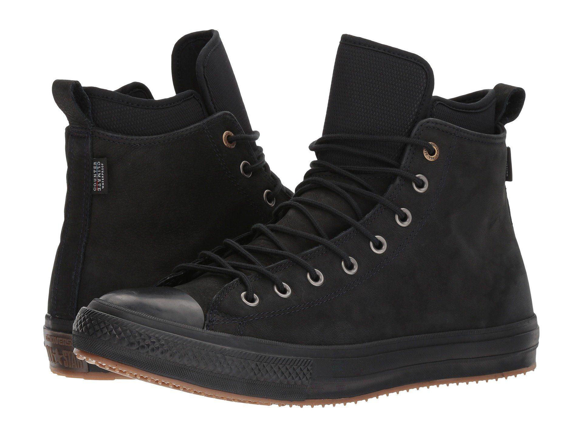 3f87ad594100 CONVERSE Chuck Taylor® All Star® Waterproof Boot Nubuck Hi.  converse  shoes