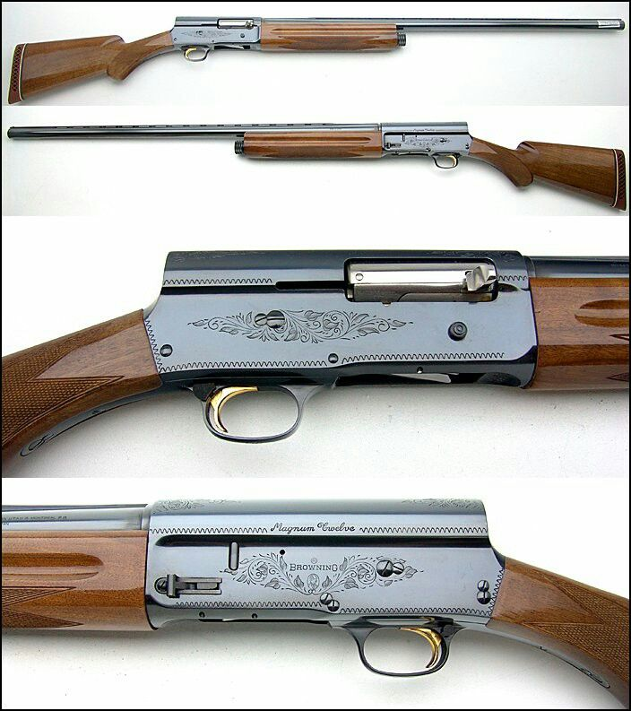 Browning Automatic 5 Shooting Guns Antique Guns Guns And Ammo