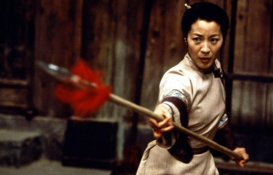 Michelle Yeoh Martial Arts Masters