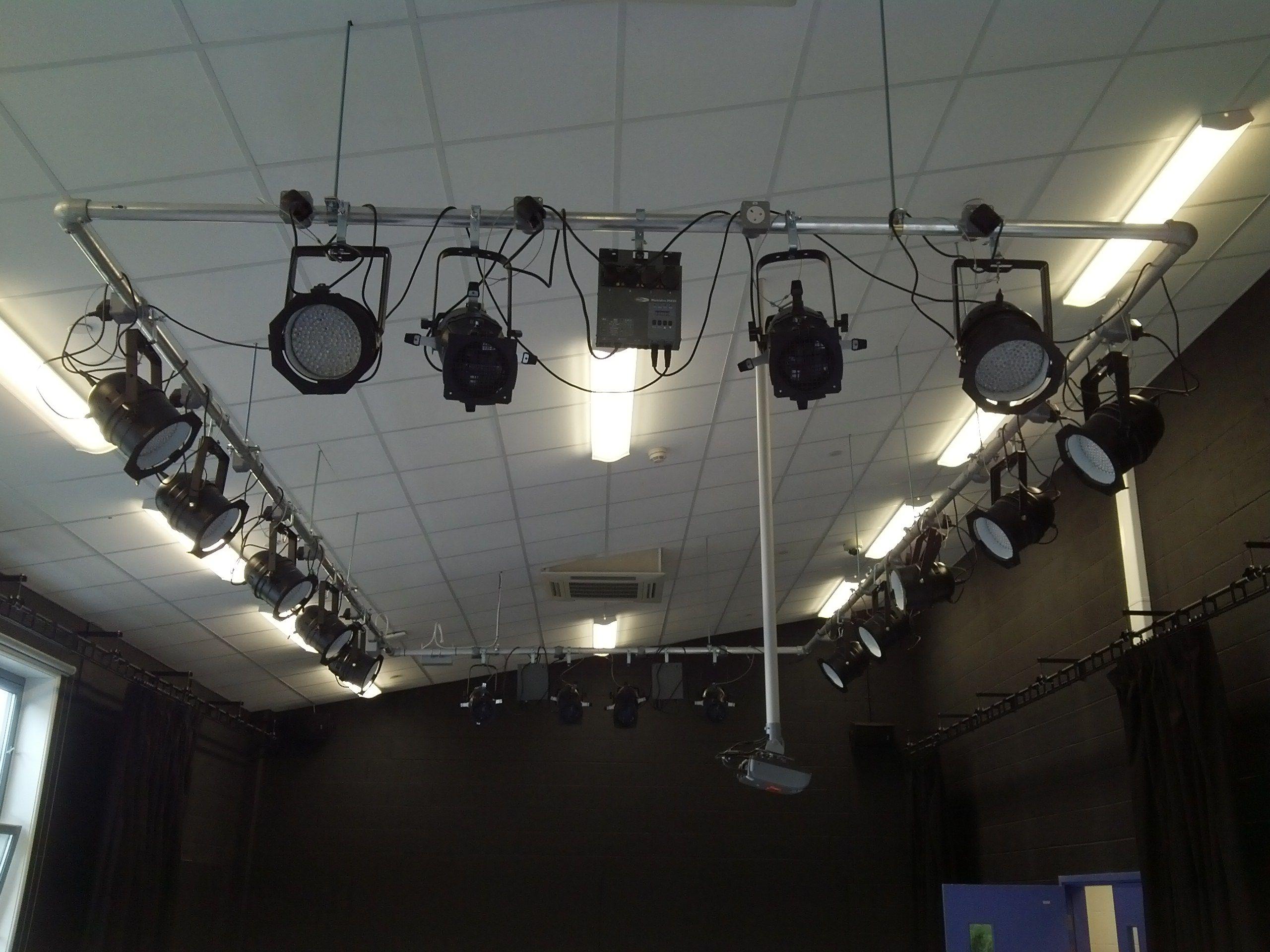 Drama Studio Lighting Google Search Lighting Studio Lighting Track Lighting