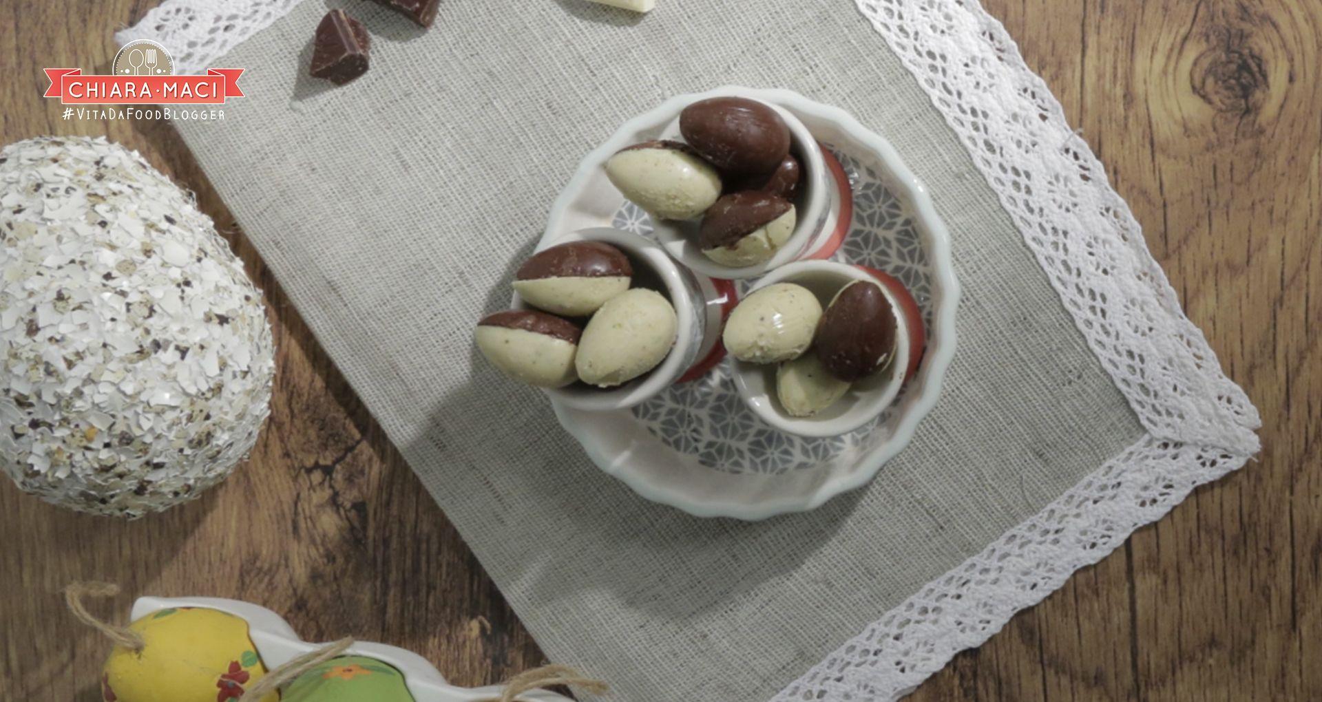Costolette di agnello & Ovetti di cioccolato