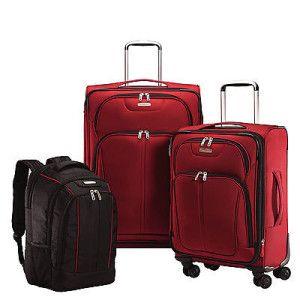 Samsonite Versa-Lite 360 3 Piece Nested Set – Luggage