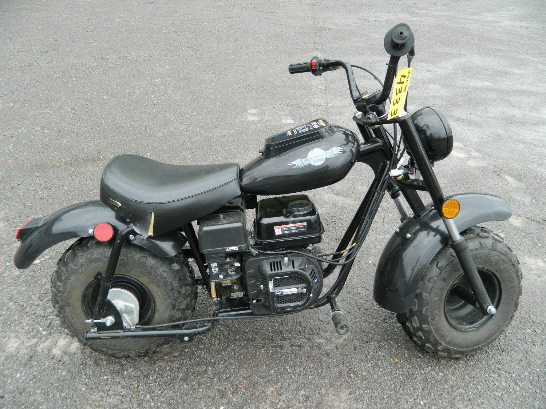 2011 Baja Warrior 200cc Mini Bike 6 7 14 Public Auction In
