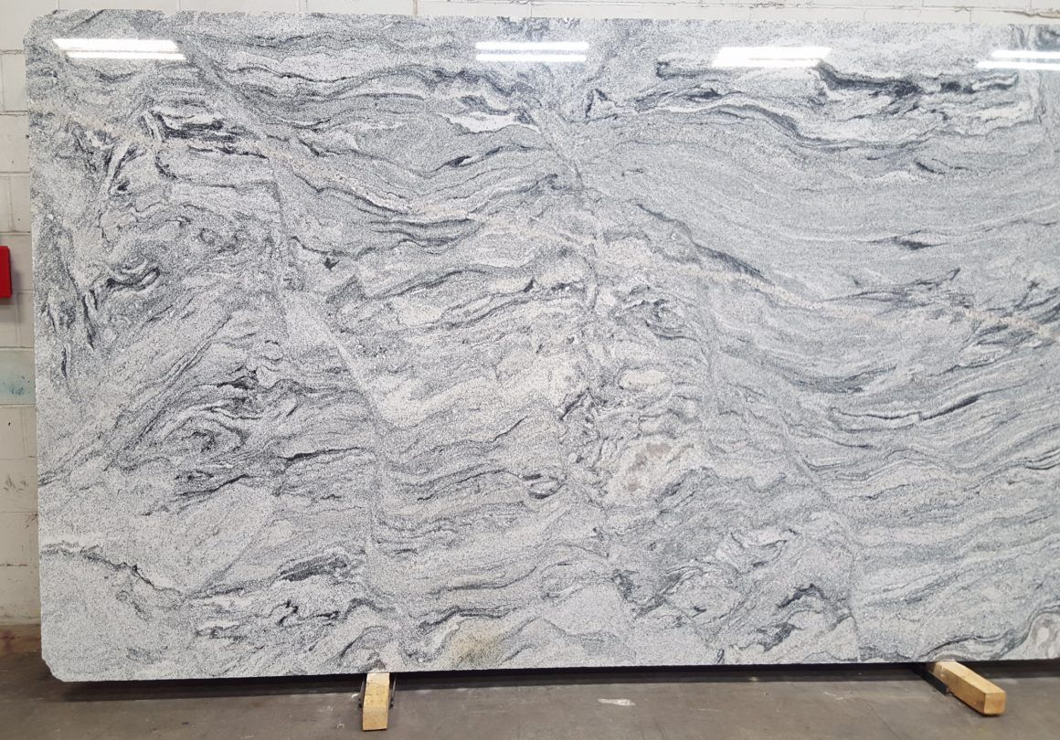 Silver Cloud Granite Slab Designs In 2019 Kitchen