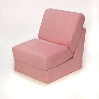 Elegant Fun Furnishings Teen Sleeper Chair U0026 Reviews | Wayfair