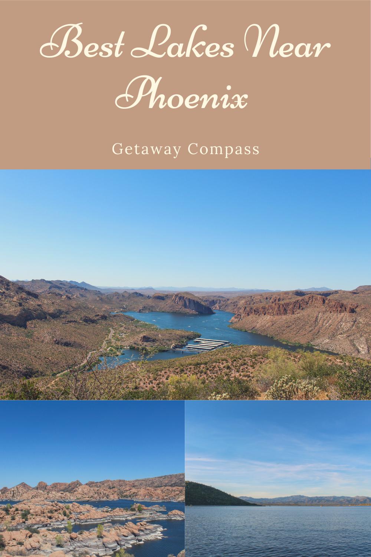 Best Lakes Near Phoenix In 2020 Lake Plan Your Trip Desert Landscaping