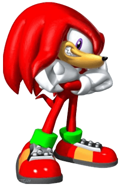Knuckles From The Official Artwork Set For Sonicheroes On Ps2 Gamecube Xbox And Pc Sonicthehedgehog Sonic Http Soni Sonic Heroes Sonic Classic Sonic