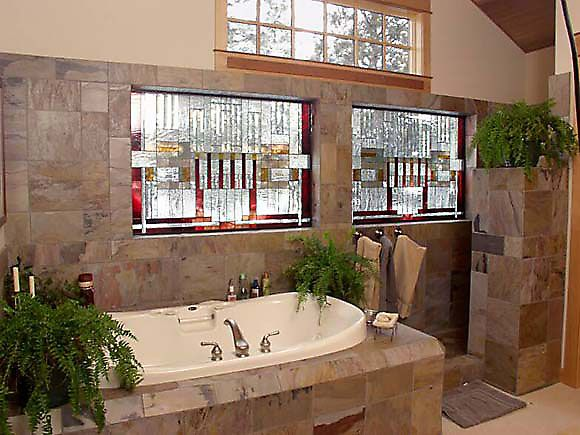 wwwnormanbuilding/ Bathroom Beauty Pinterest Log