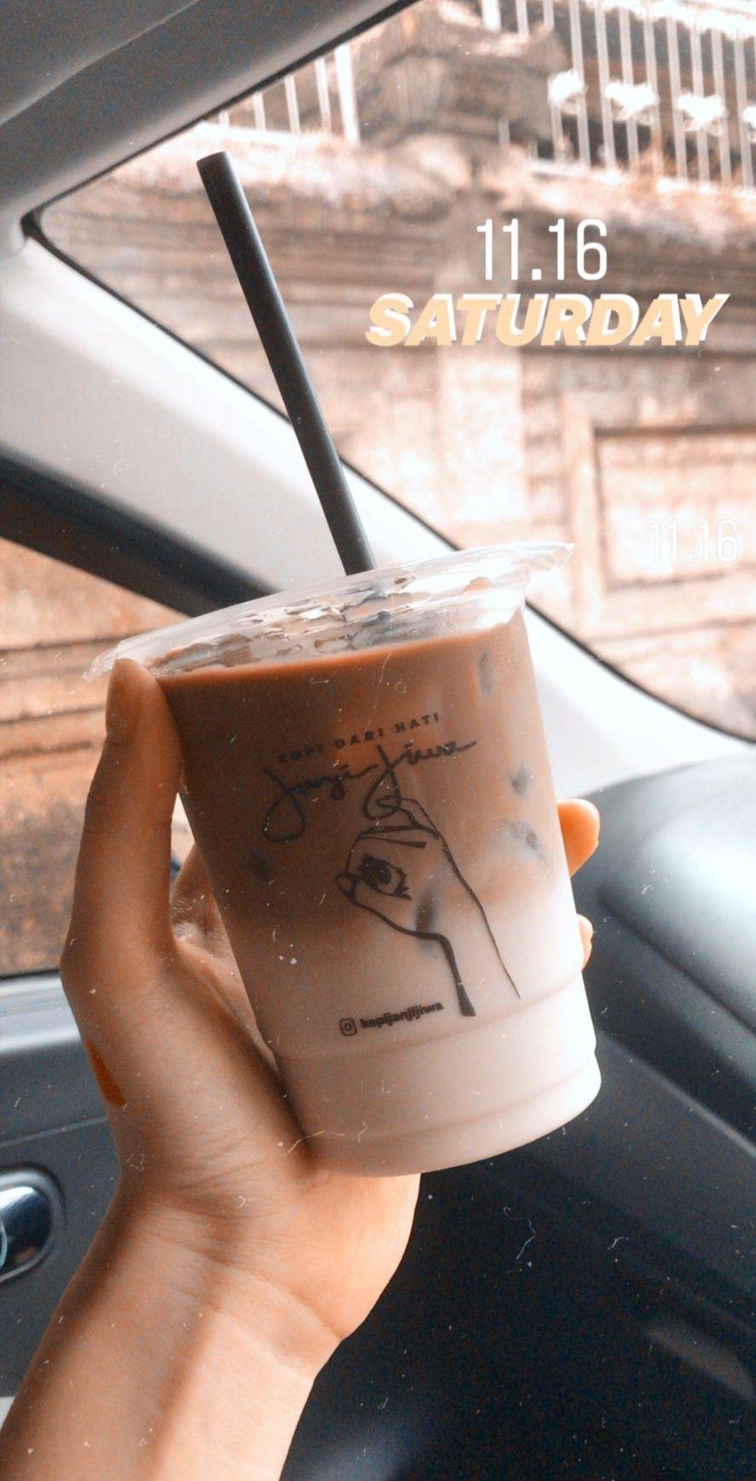 Pin Oleh Kaka Kuaurel Di Drink Kopi Minuman Smoothies Minuman