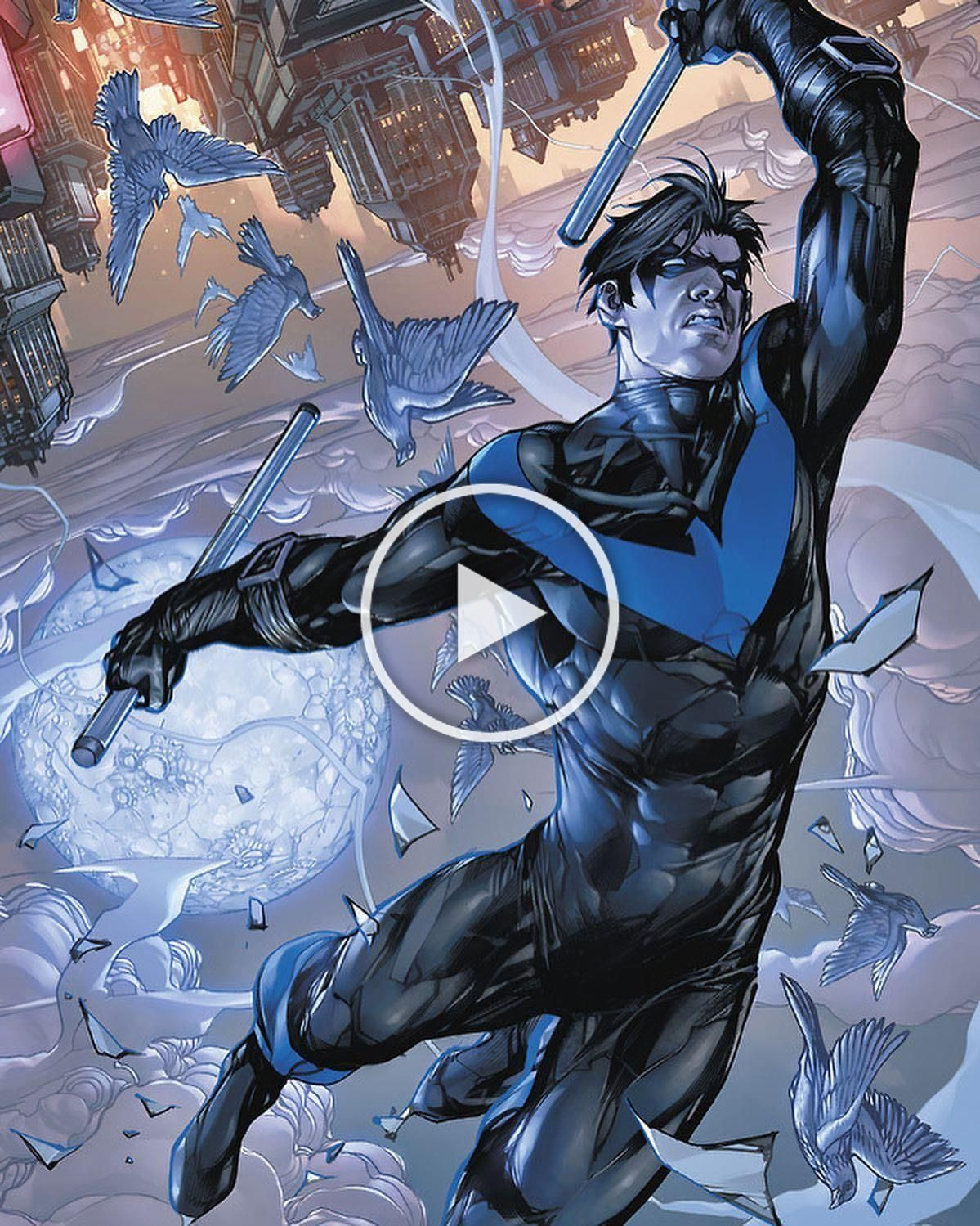 Favorite Nightwing piece is sharing instagram posts and you can see pictures video posts and on this media post page