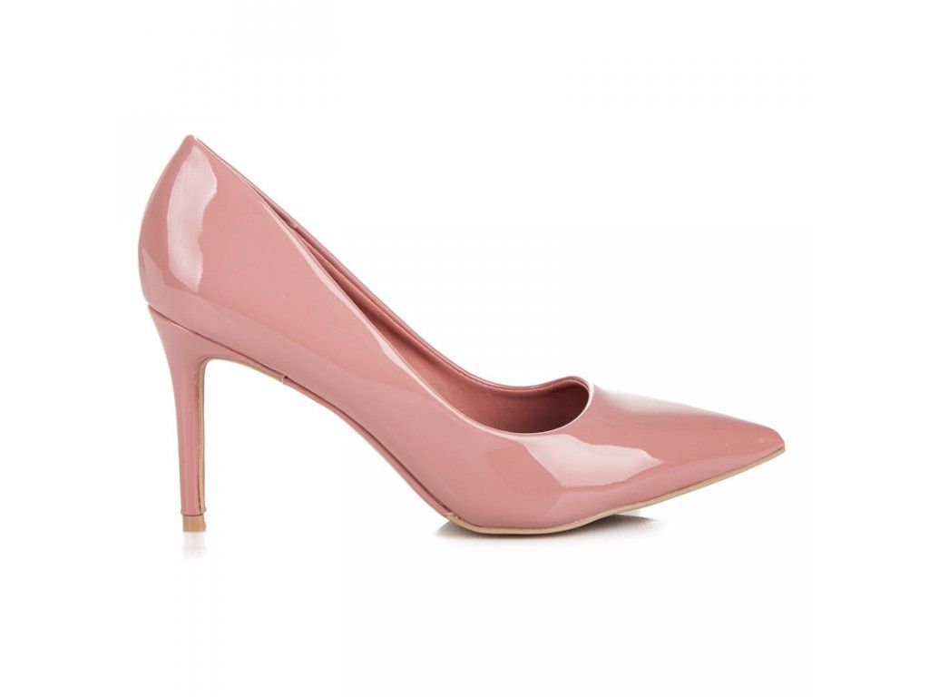 9d22d3a55d1d8 Lakované ružové lodičky Vices | Lodičky - NAJ.SK | Stiletto Heels ...