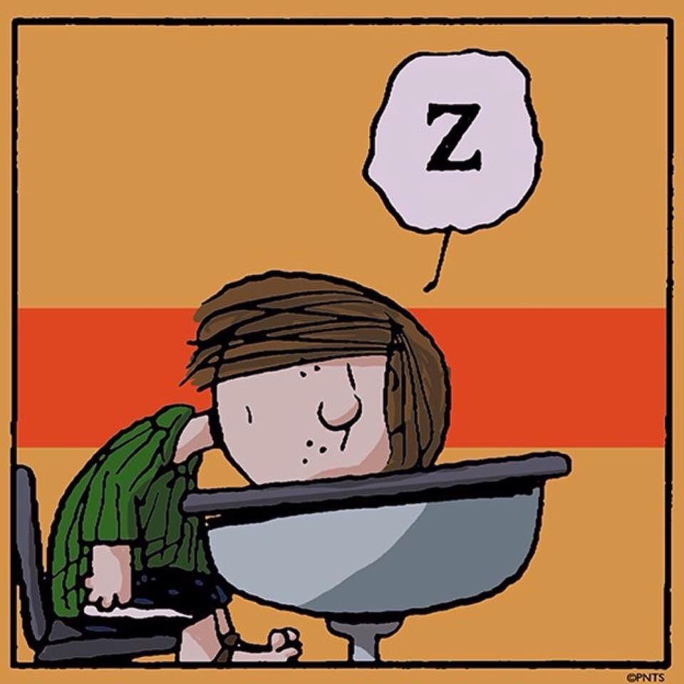 Too Tired Peanuts Snoopy Love Peanuts Snoopy Snoopy School