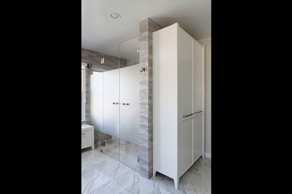 Designer Paul Bentham of Jennifer Gilmer Kitchen and Bath hoped to ...