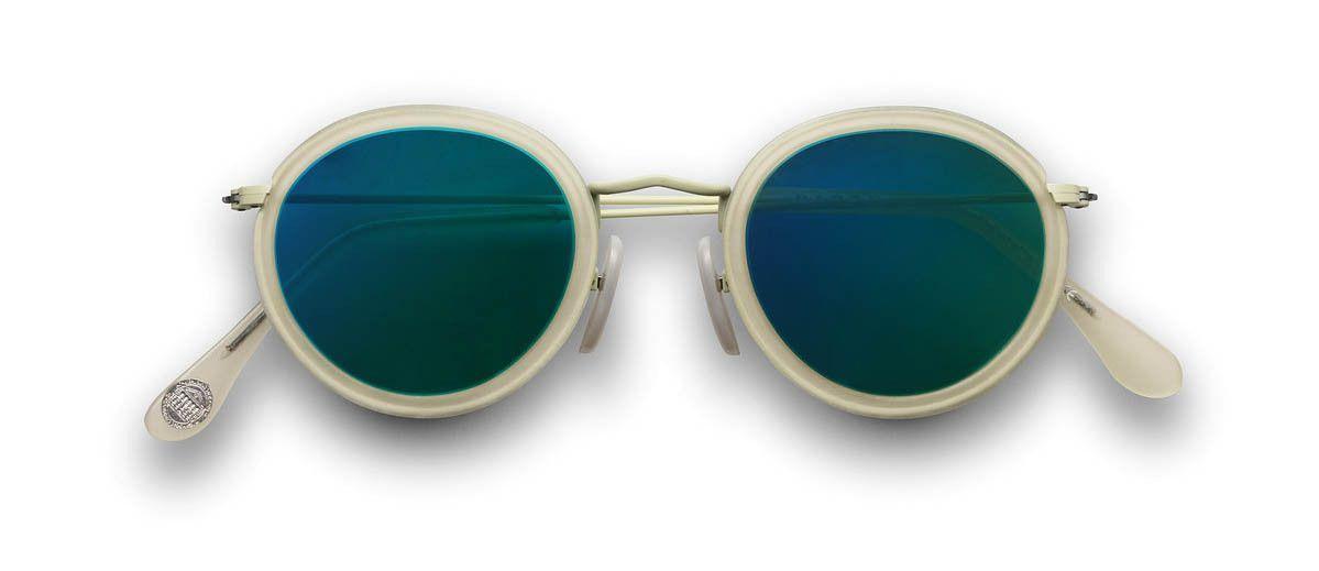 Acne Studios Pascal Light Yellow Sunglasses