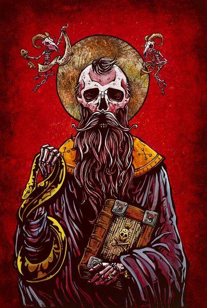 Saint of the Sinners, by David Lozeau