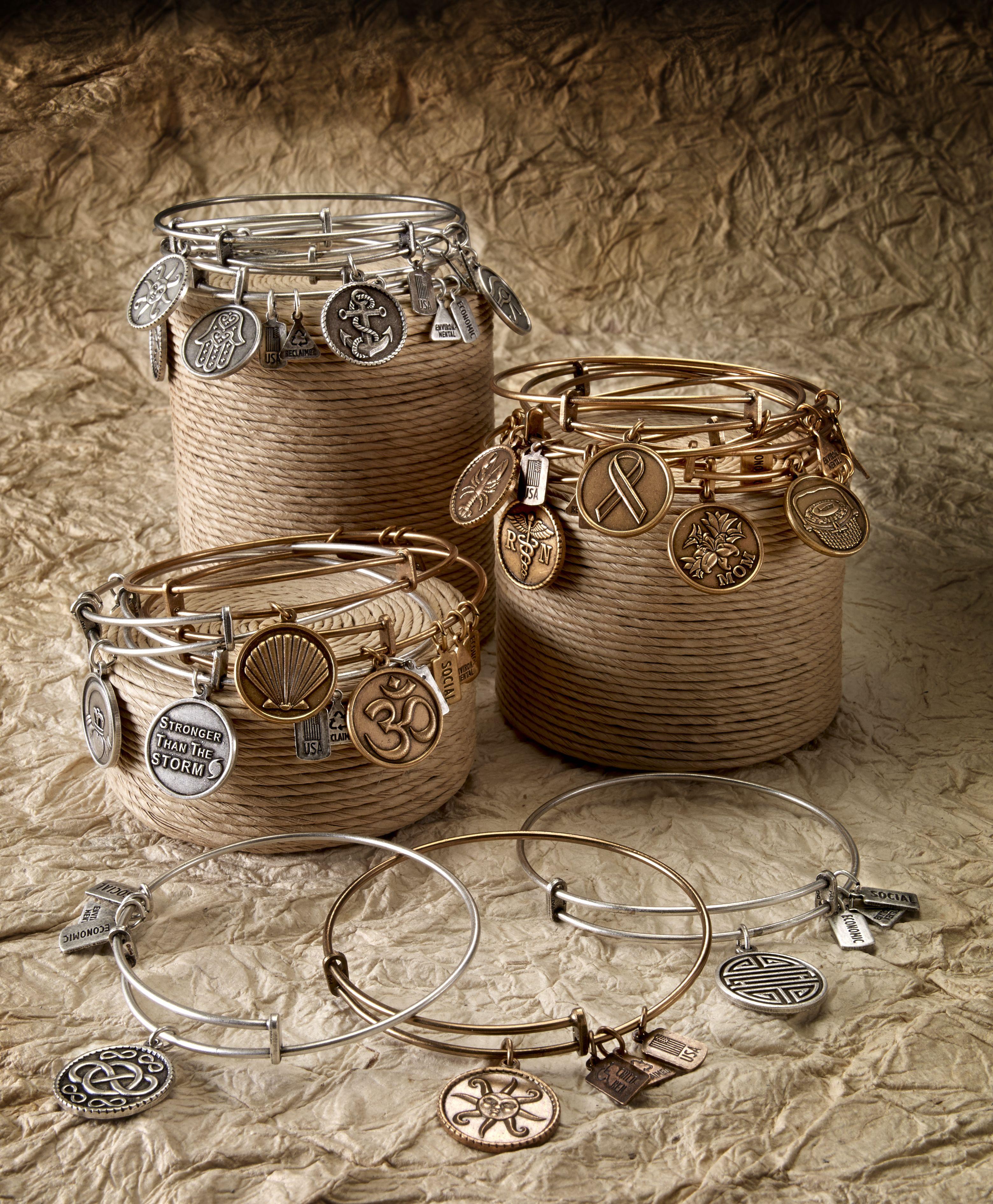 Wind And Fire Bracelets In Lamey Wellehan S