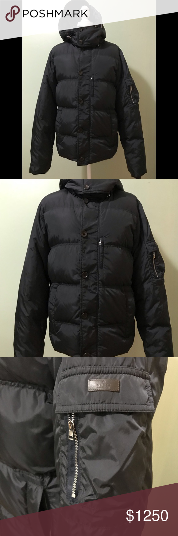 051cc0614 GUCCI Goose Down Winter Coat GUCCI Goose Down Winter Coat 90% Down ...