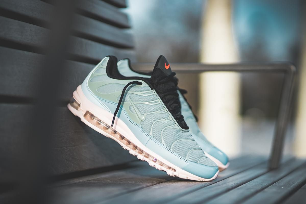 "a5f86765ca71 Nike Air Max 97   Plus ""Mica Green"" - EUKicks.com Sneaker Magazine"