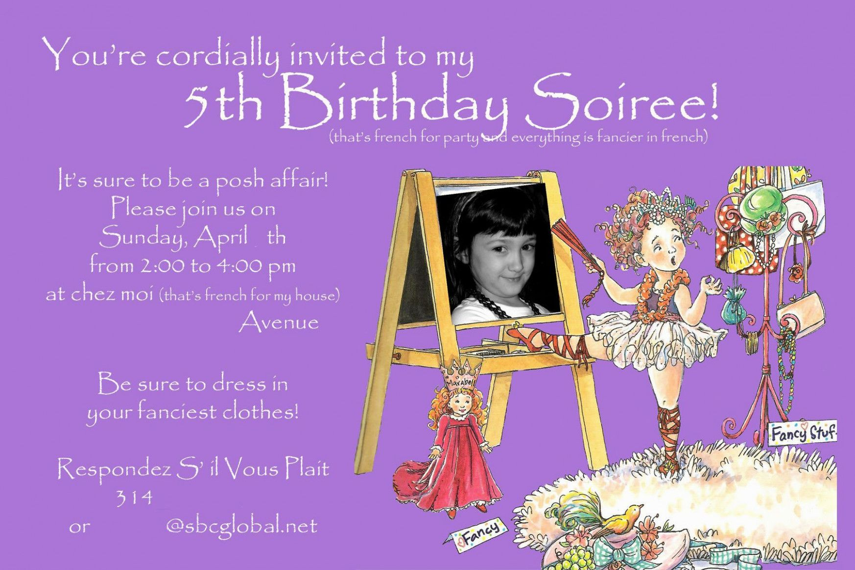 14st Birthday Invitation Card Free Download