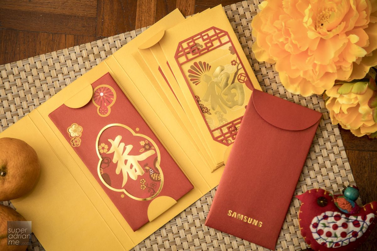 Ang Baos Red Packets That You Will Like To Get In 2017