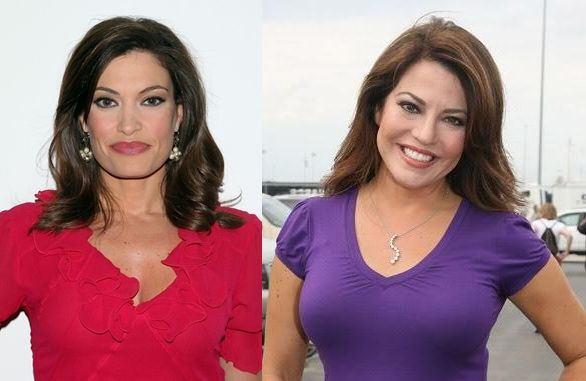Kimberly Guilfoyle Breast Implants Surgery Before And After Boobs Jobs