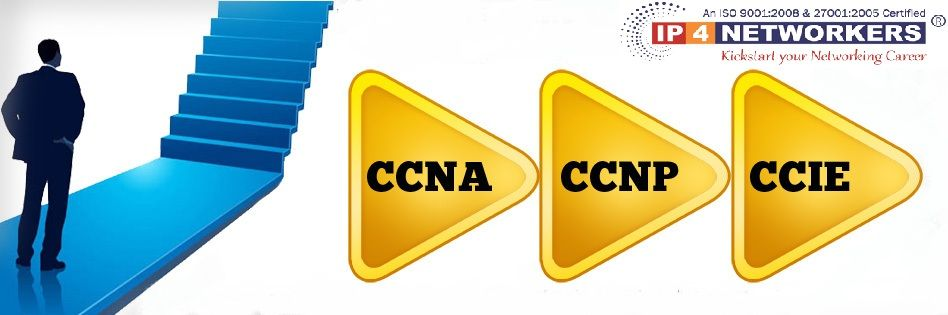 Ip 4 networkers the way of your success ccna ccnp rs