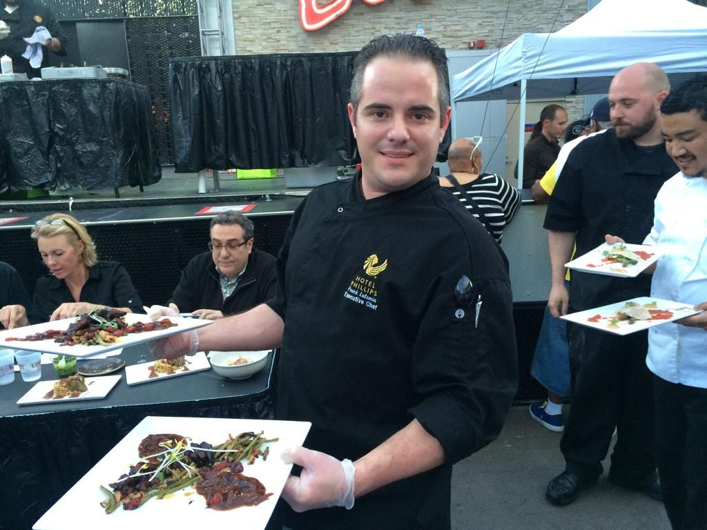Hotel Phillips On With Images Best Chef City People Chef