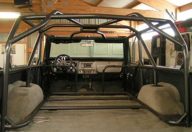 K5 Roll Cage K5 Blazer Roll Cage Chevy