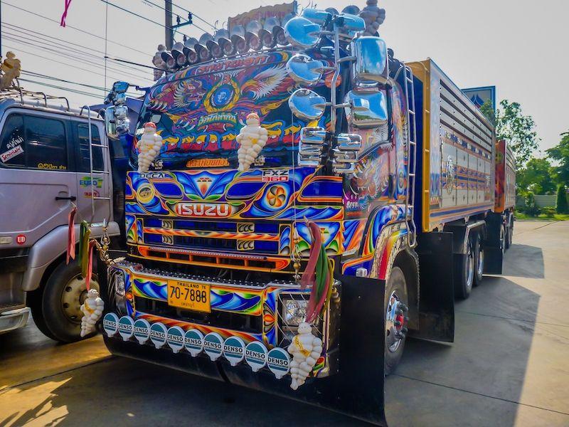 Image result for thai trucks trucks thailand vehicles