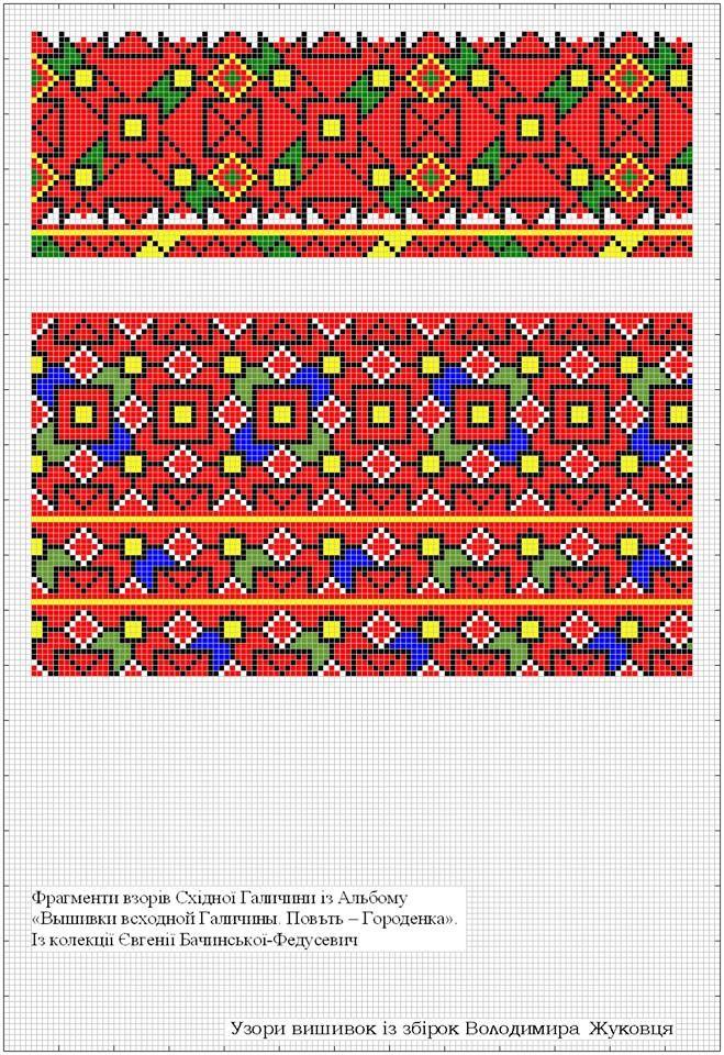 Pin von Syanya auf барви Буковини | Pinterest | Kreuzstich