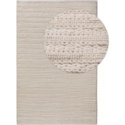 Photo of benuta Naturals Wollteppich Dina Cream 80×150 cm – Naturfaserteppich aus Wollebenuta.de