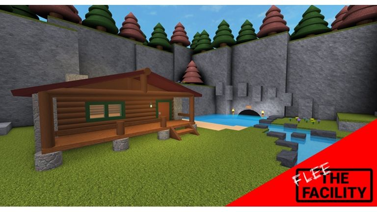 Flee The Facility Beta Roblox Games - roblox lost hack