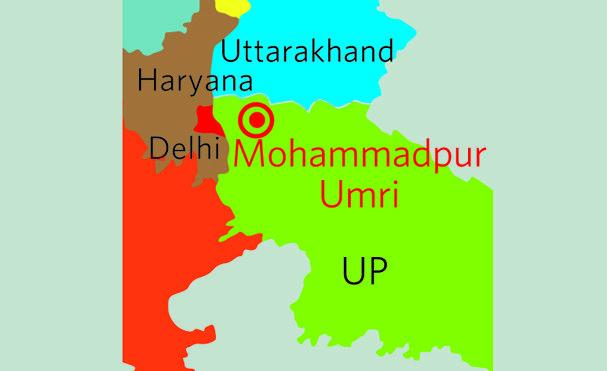 Mohammedpur Umri