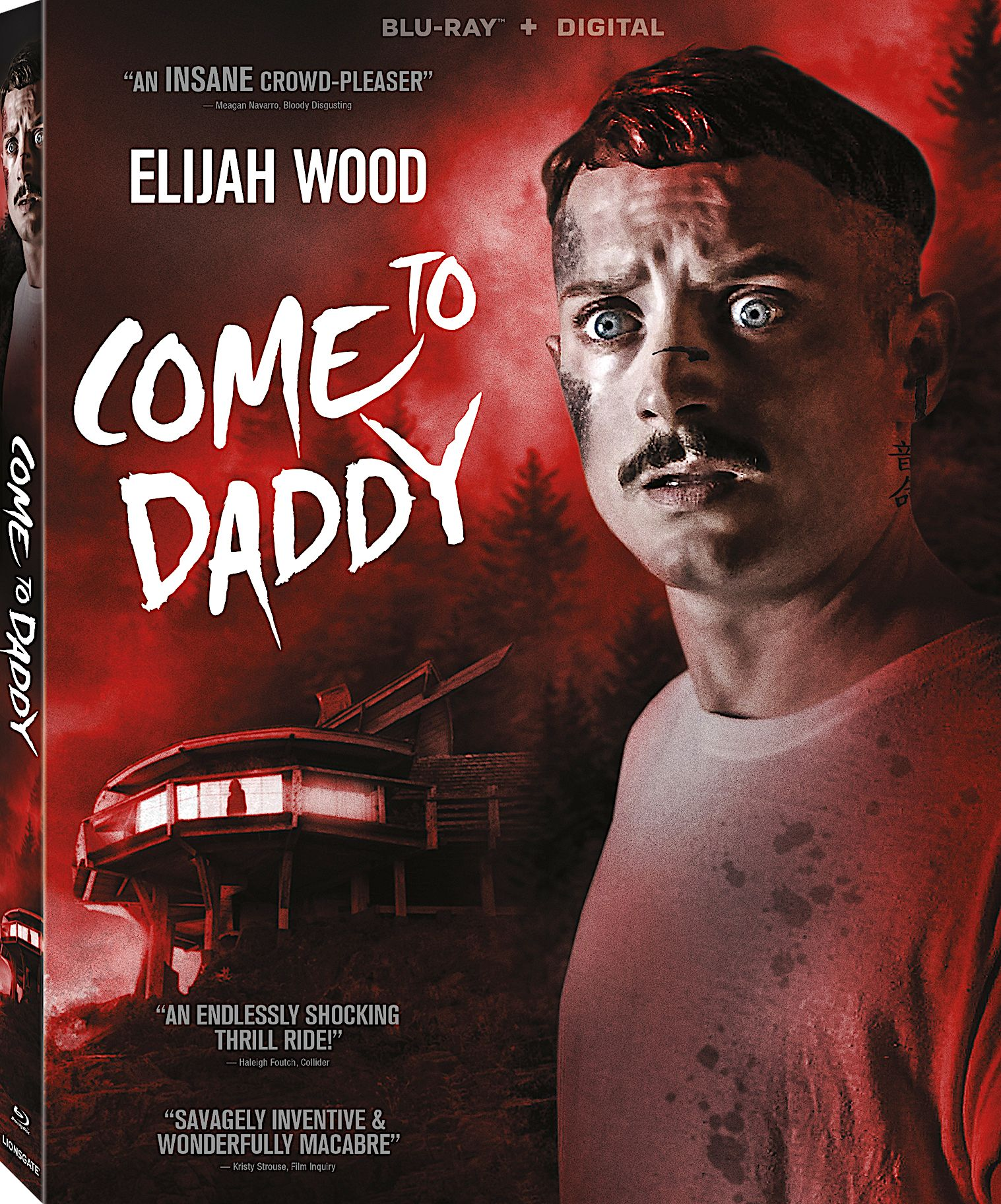 COME TO DADDY BLURAY (LIONSGATE) in 2020 O daddy, Hd