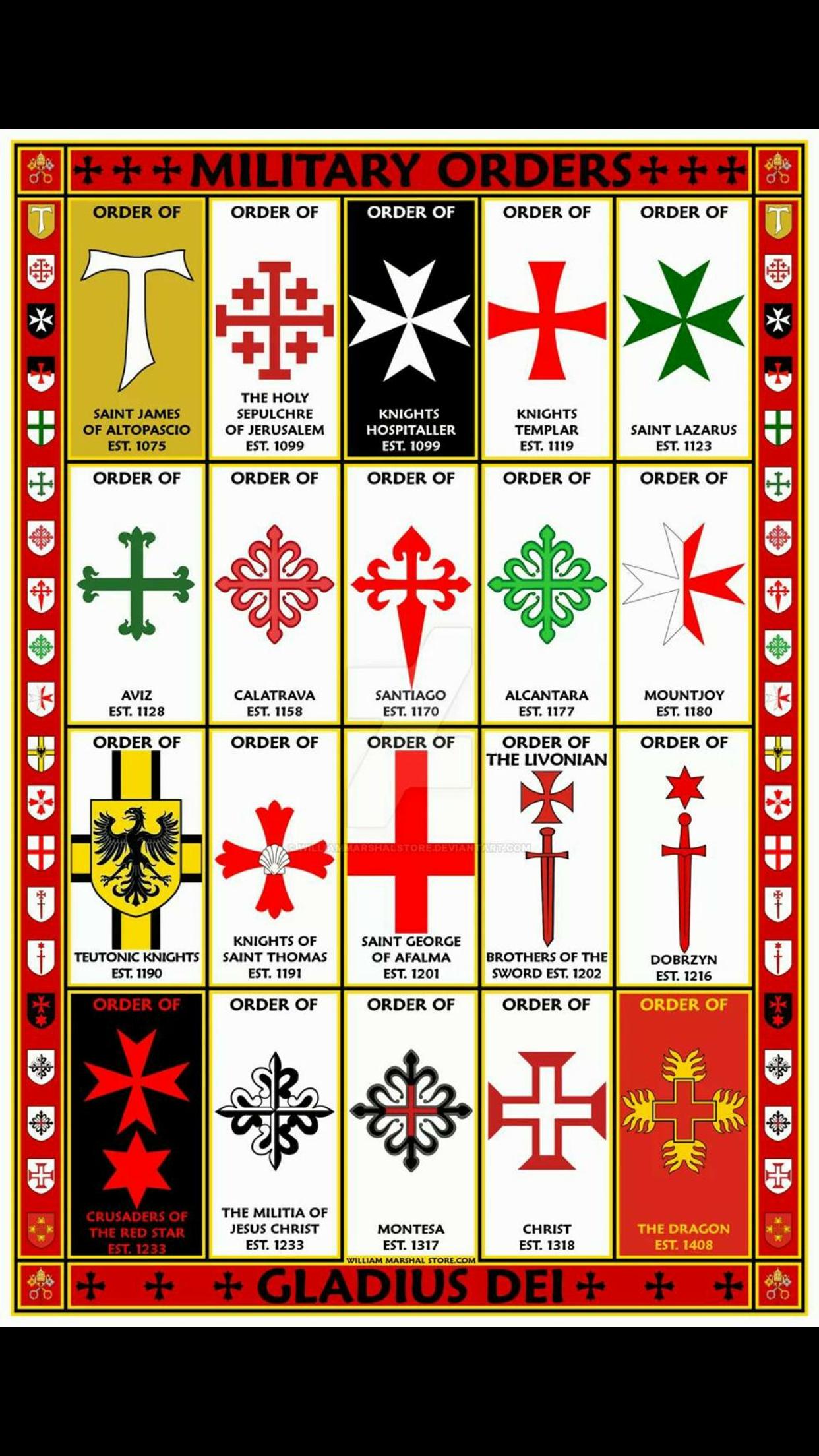 Nights Templer Knightstemplarfreemasons Pinterest Knights