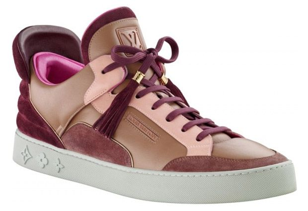 Kanye West X Louis Vuitton Louis Vuitton Sneakers Louis Vuitton Sneaker Louis Vuitton Prices