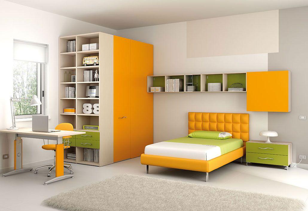 Camere da letto per Single - Modus crescendi camerette ...