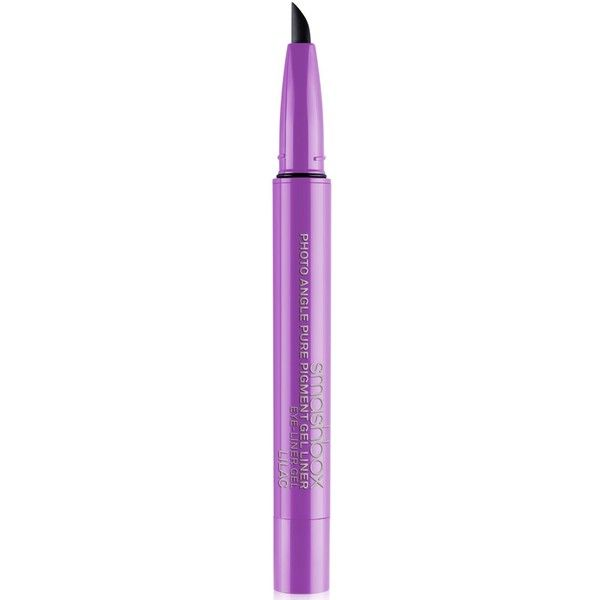 Smashbox Photo Angle Pure Pigment Gel Eye Liners (79 BRL) ❤ liked on Polyvore featuring beauty products, makeup, eye makeup, eyeliner, lilac, smashbox eyeliner, gel eyeliner, gel eye liner, gel eye-liner and smashbox eye liner