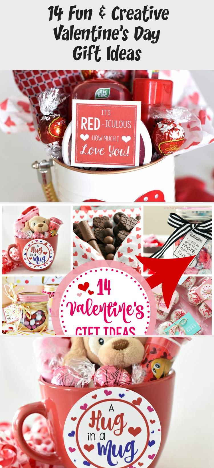 14 Fun Creative Valentine S Day Gift Ideas In 2020 Creative Valentines Gift Creative Valentines Valentine Day Gifts