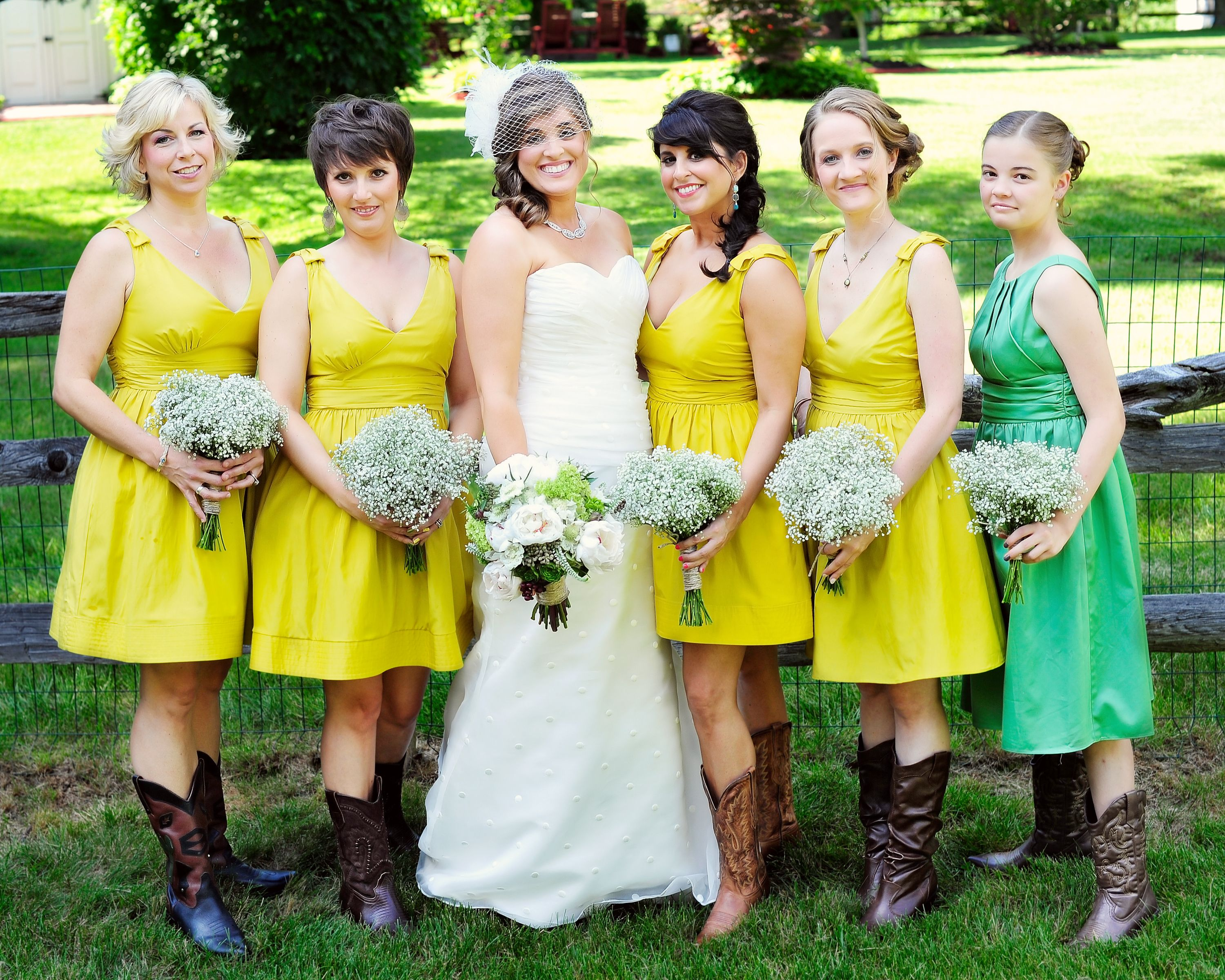 Yellow dresses for bridesmaids cute for a summer wedding http yellow dresses for bridesmaids cute for a summer wedding httpwww ombrellifo Choice Image