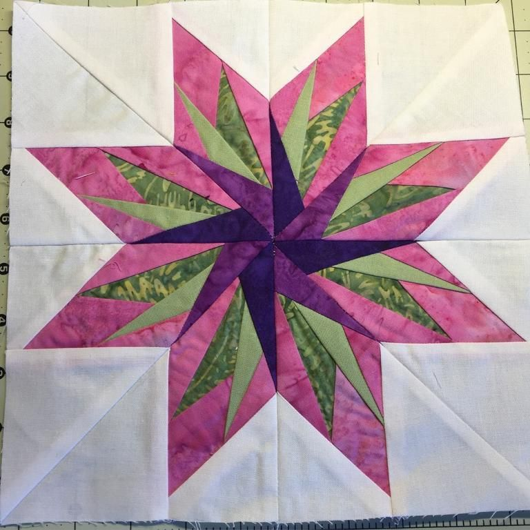 Free Quilt Pattern: Bird of Paradise – Paper Piecing