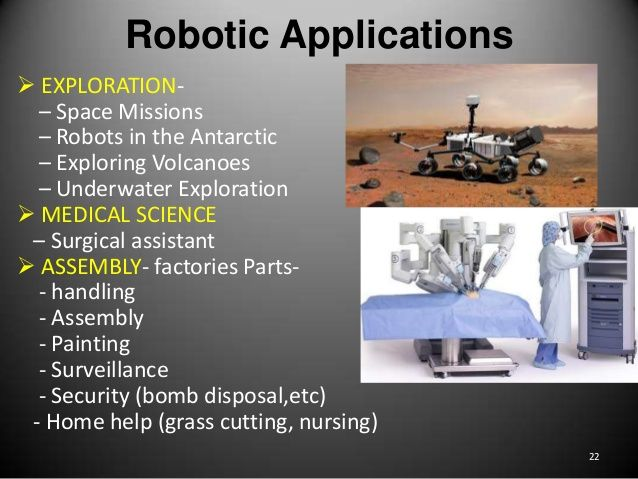 Robotic Applications Exploration Space Missions Robots In The