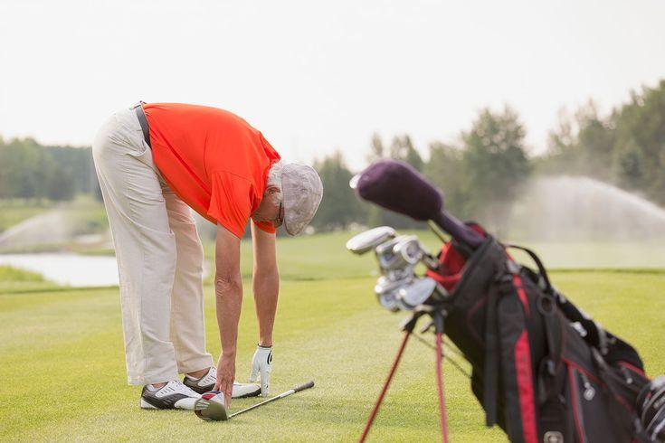 Back exercises for golfers golf tips golf backswing