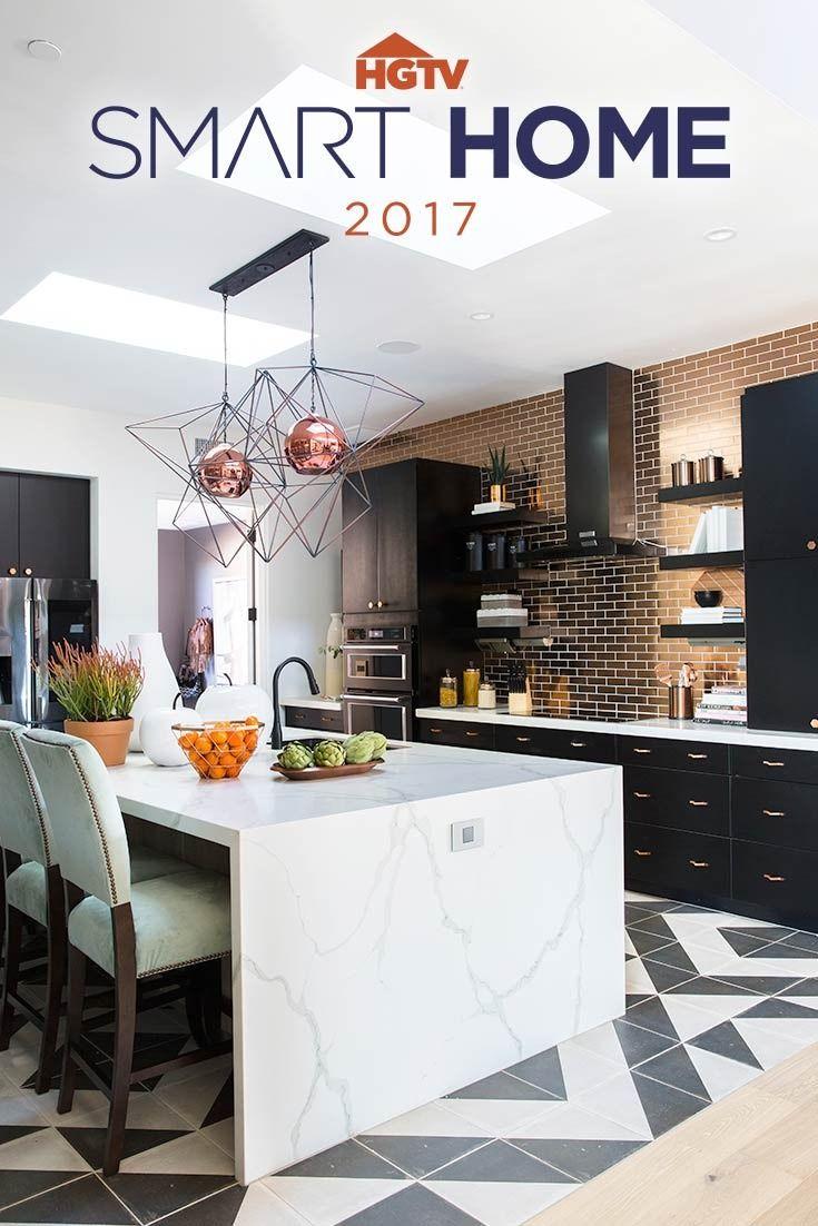 Hgtv Smart Home 2017 This Luxury Southwest Home In Scottsdale Az