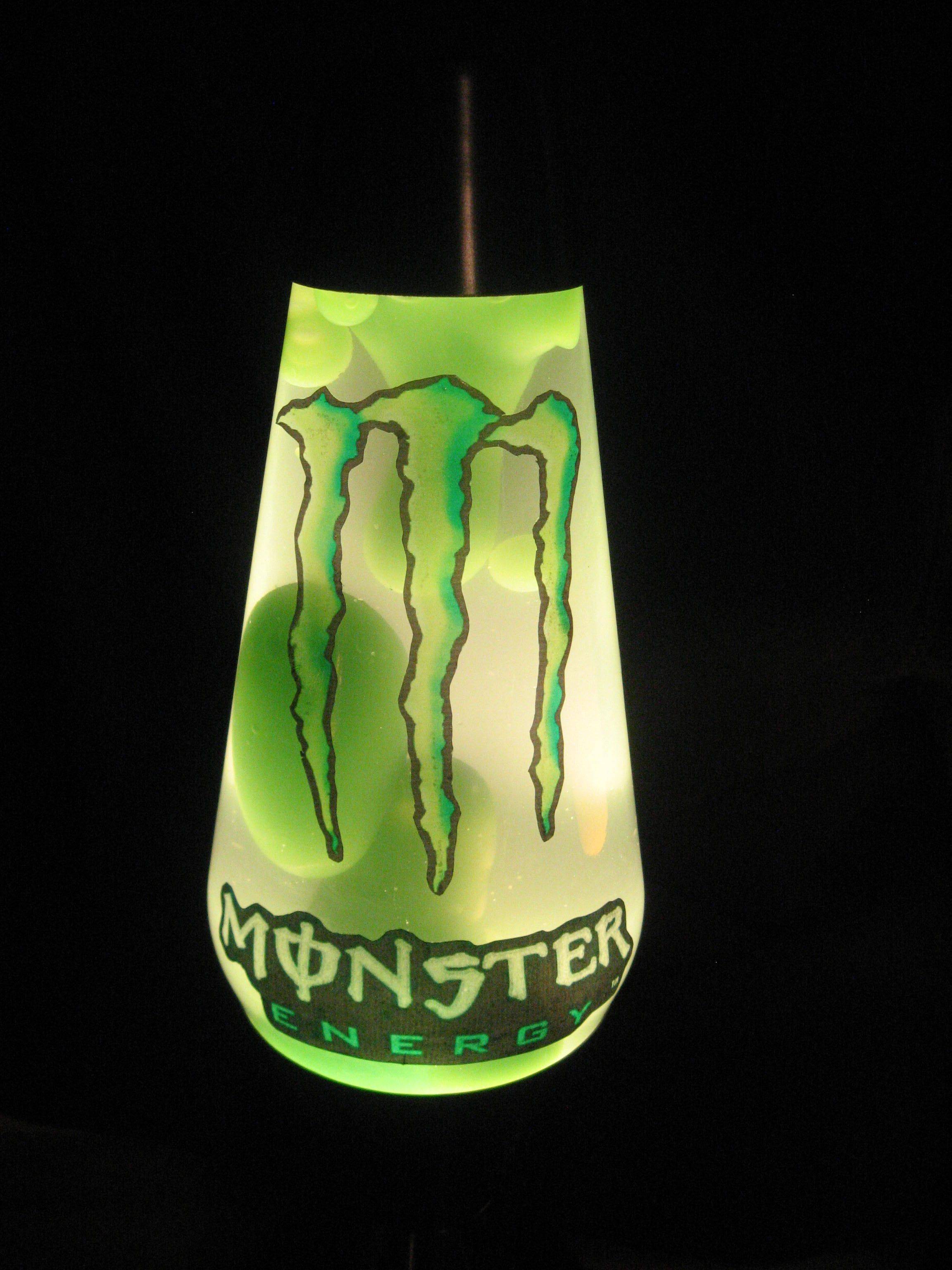My Son's Obsession Is MONSTER ENERGY, So,of Course, My Son