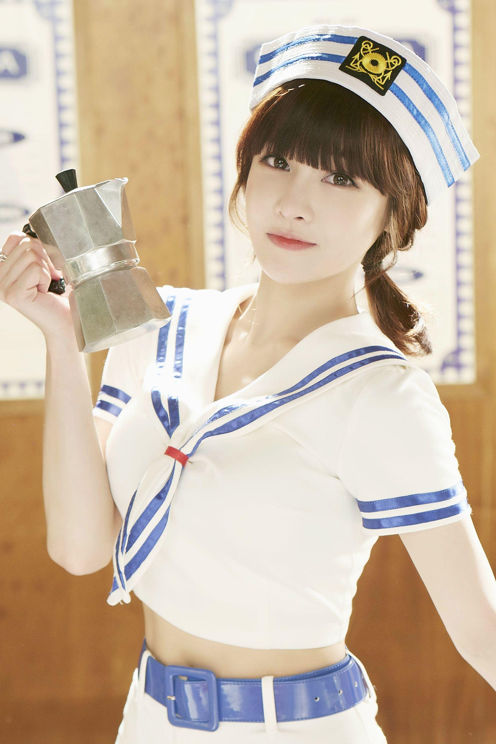 T-ara Boram So Crazy (완전 미쳤네) Photos