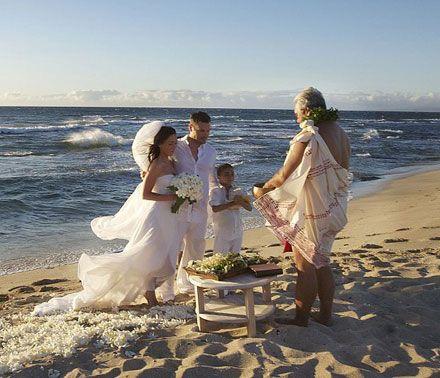 Megan Fox And Brian Austin Green  Beach Wedding In Hawaii Four Seasons Resort Hualalai