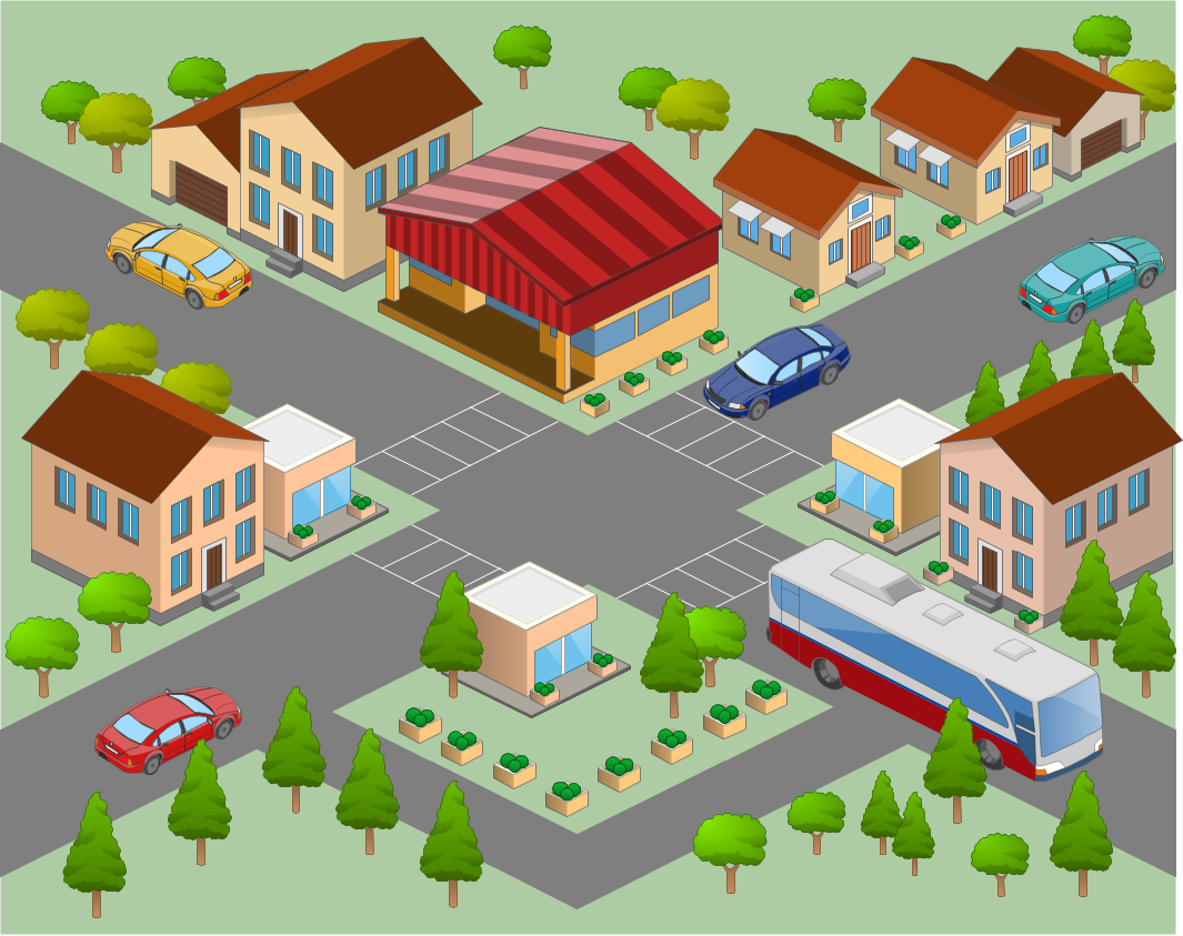 Images For Gt Neighborhood Map Clipart The Neighbourhood Free Content Map
