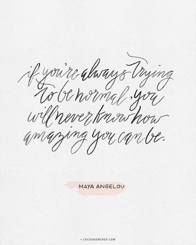 Lettering Inspiration: Jessica of Coco & Mingo | Sayings ...